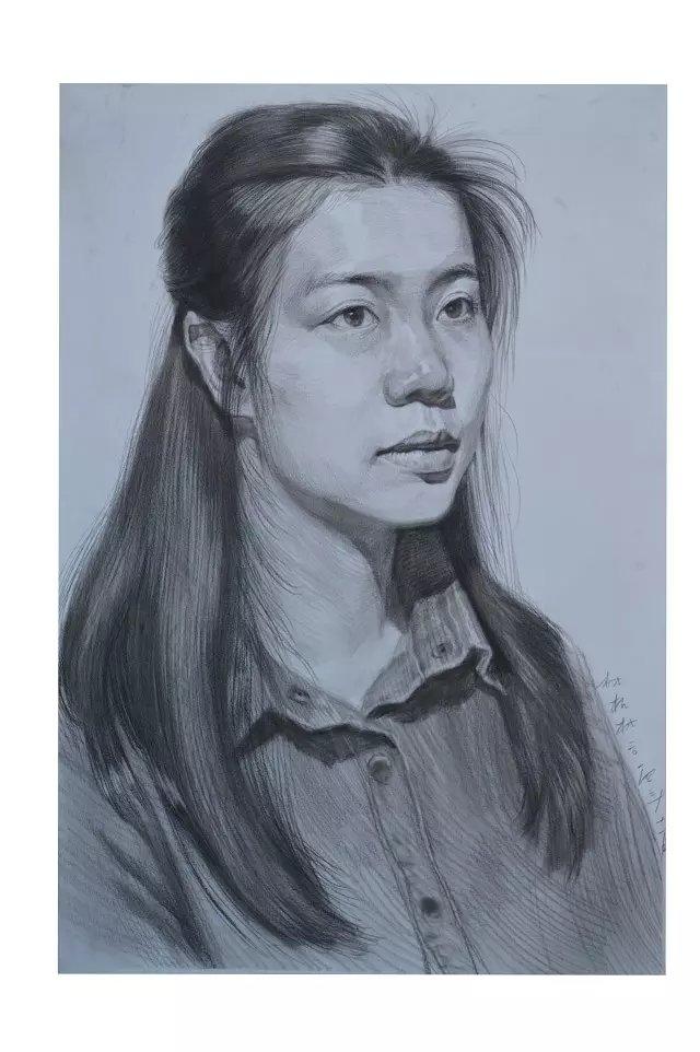 素描作品—云南名家文化艺术