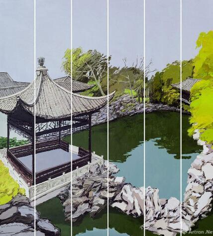 油画作品四——云南名家文化艺术