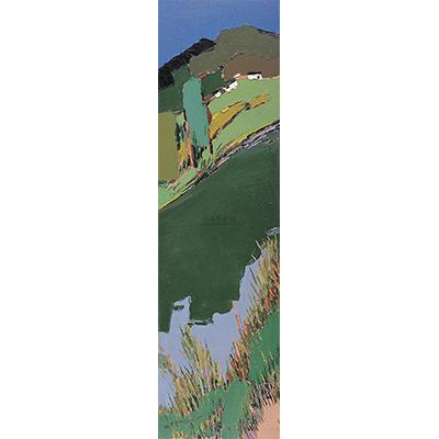 x1240 太湖美 布面油画